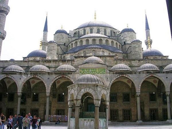 Мечеть султана Сулеймана