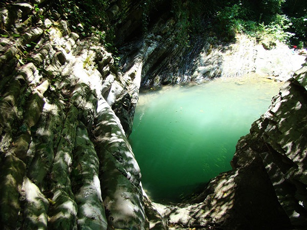 Свирское ущелье