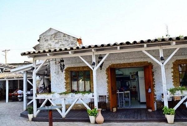 Кафе-музей еврейской кухни «Йоськин кот»