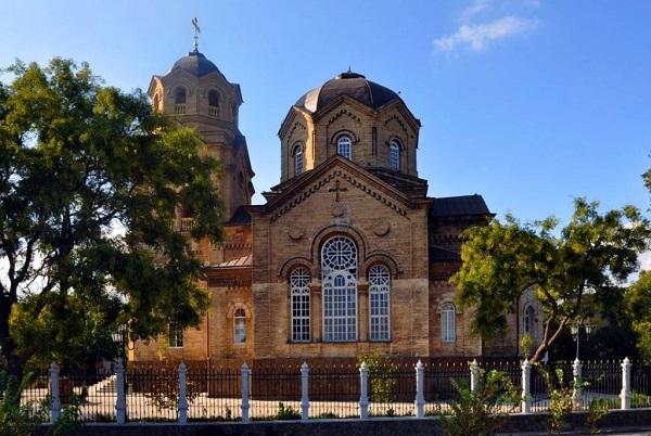 Церковь Святого пророка Илии
