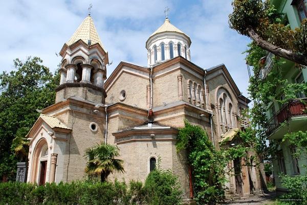Церковь Святого Христа Всеспасителя