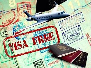 Во многие страны виза не нужна