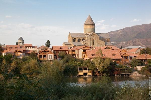 Самый древний город Грузии