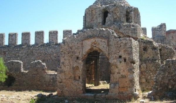 Византийская церковь Святого Георгия