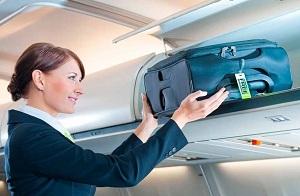 Список разрешенных вещей можно найти на сайте авиакомпании