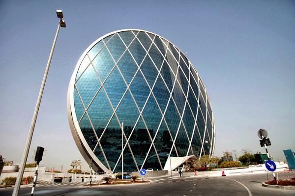 Небоскреб Aldar HQ