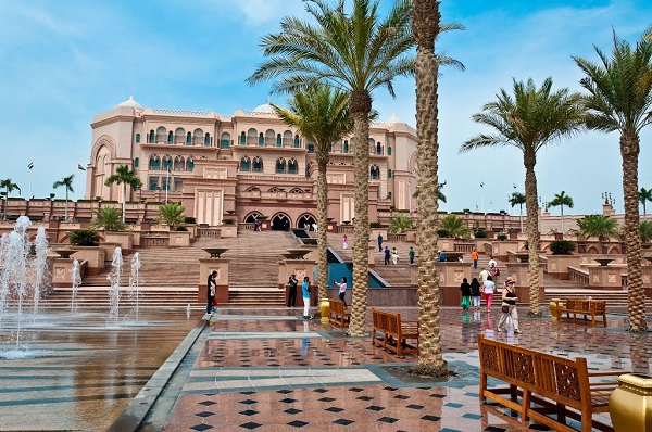 Отель Emirates Palace