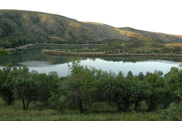 Озеро Эймир