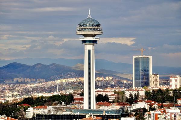 Смотровая башня Атакуле