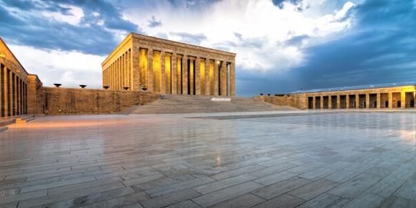 Гробница Ататюрка и Музей