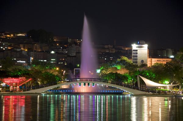 Парк Генклик