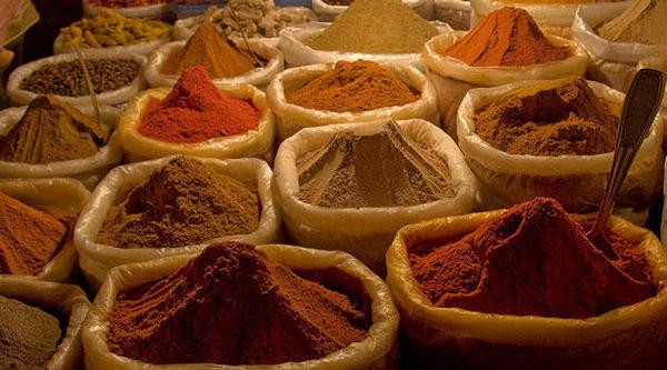 Специи и пряности из Индии