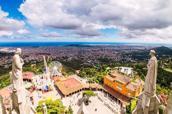 Гора Тибидабо