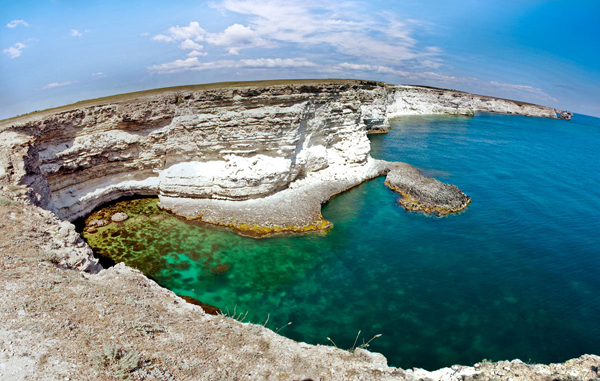 Уединенный отдых в Крыму