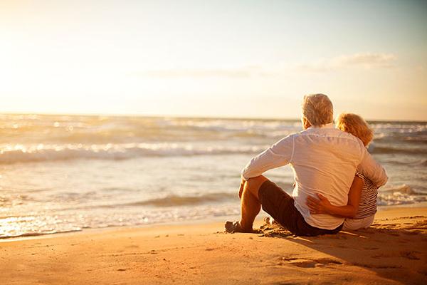 Отдых для людей в возрасте
