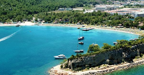 Отели 5 звезд все включено 1 линия в Кемере в Турции цены