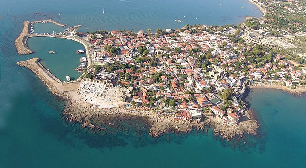 Отели 5 звезд все включено 1 линия в Сиде в Турции