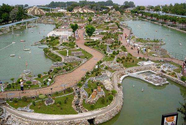 Парк «Италия в миниатюре» (Italia in miniatura)