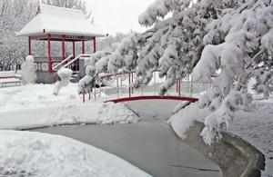Ессентуки зимой
