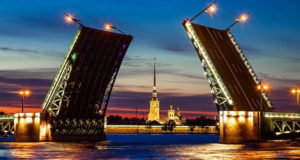 Разводные мосты Санкт-Петербурга