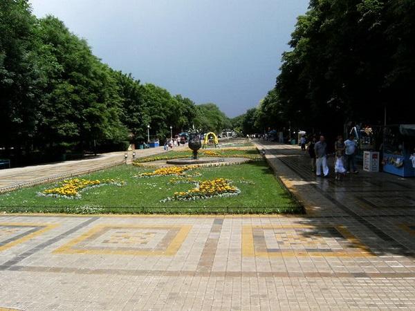 Парк Поддубного