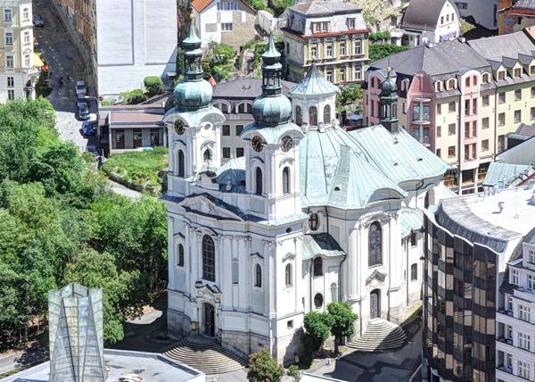 Костел св. Марии Магдалины (Kostel svaté Máří Magdalény)