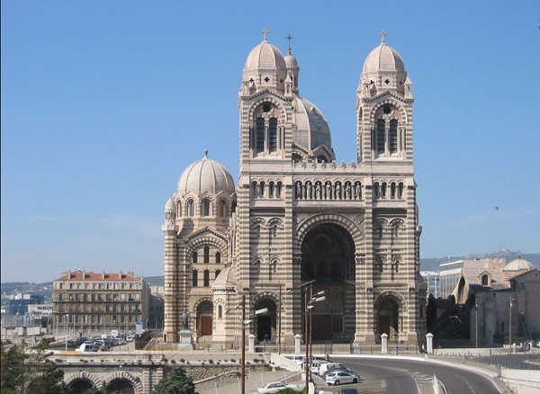 Кафедральный собор Сен-Мари-Мажор