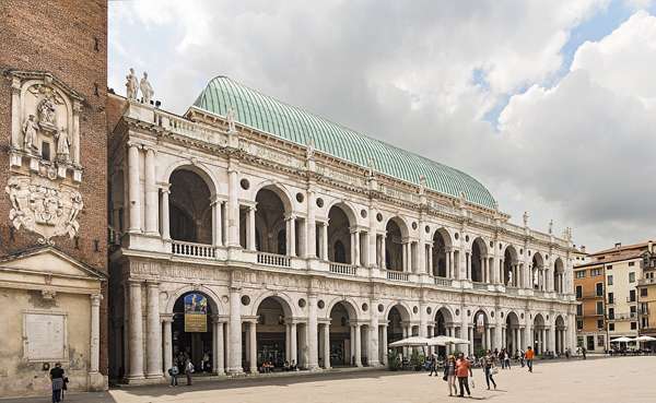 Базилика Палладиана (La Basilica Palladiana)