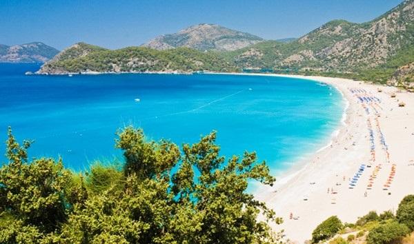 Лагуна и пляж Олюдениз