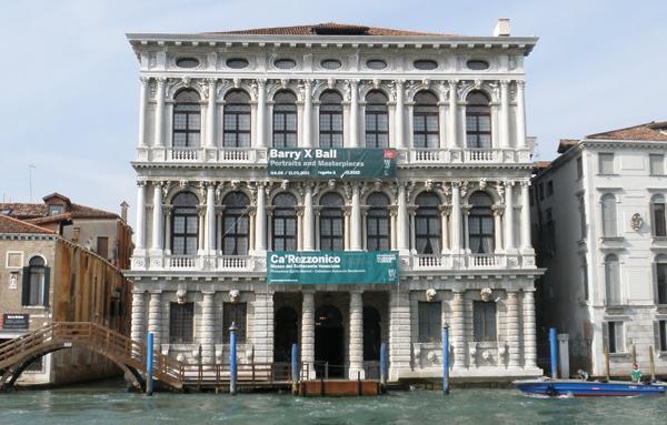 Дворец Ка Реццонико (Palazzo Ca' Rezzonico)