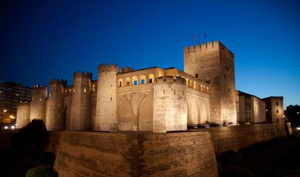 Дворец Альхаферия