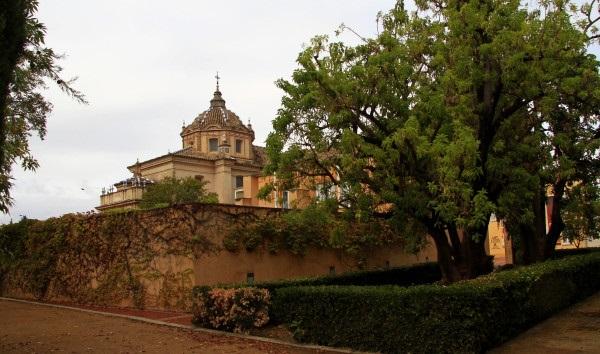 Монастырь Санта-Мария-де-ла-Куэвас