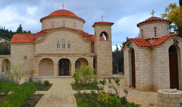 Монастырь Св.Георгия