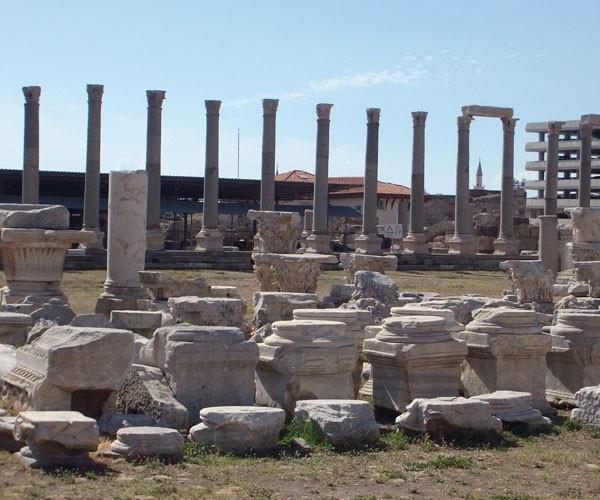 Археологический комплекс Агора