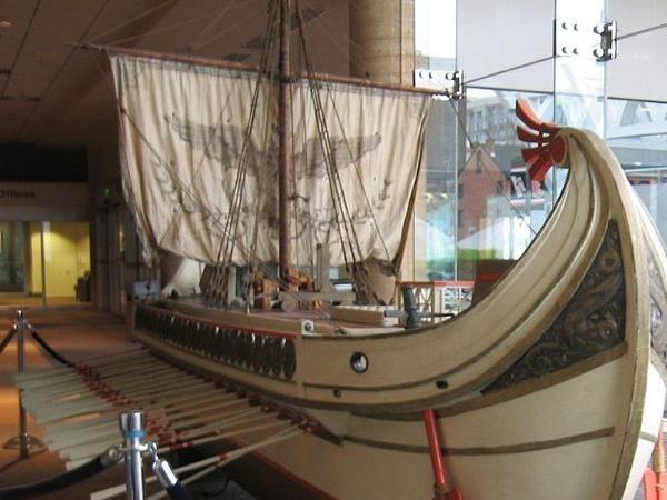 Музей старинных кораблей