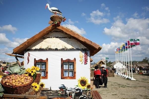 Этнографический комплекс «Атамань»