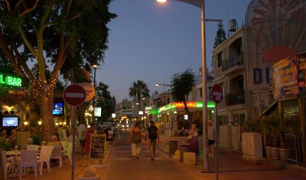 Барная улица