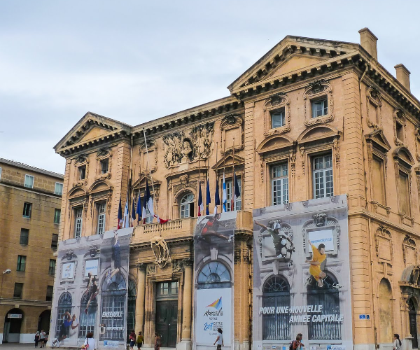 Городская ратуша Марселя