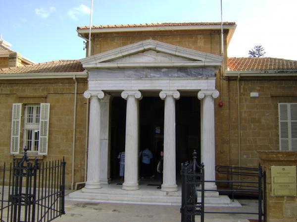 Музей археологии Кипра