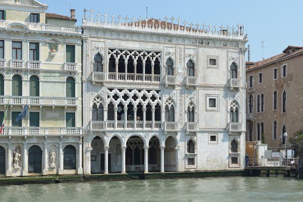 Дворец Ка д'Оро (Palazzo Ca' d'Oro)