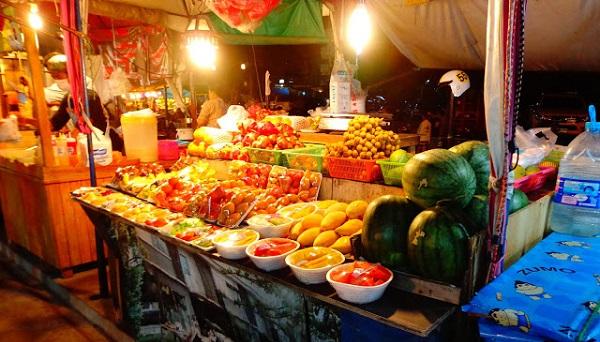 Ночной рынок Паттайи
