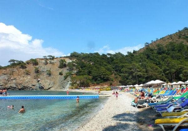 Kuleli Beach