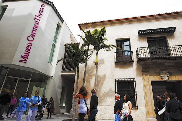 Музей Кармен Тиссен