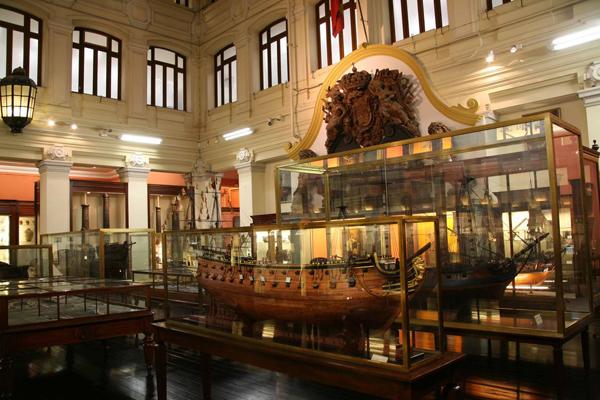 Морской музей (Museo Naval de Madrid)