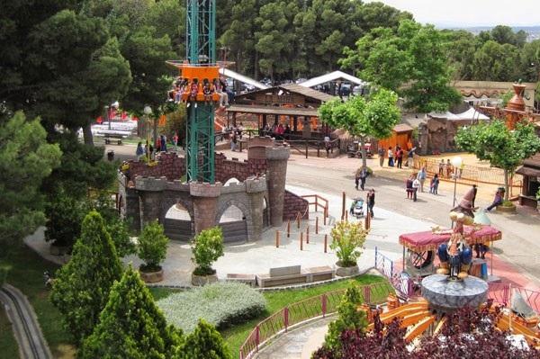 Парк развлечений Сарагосы
