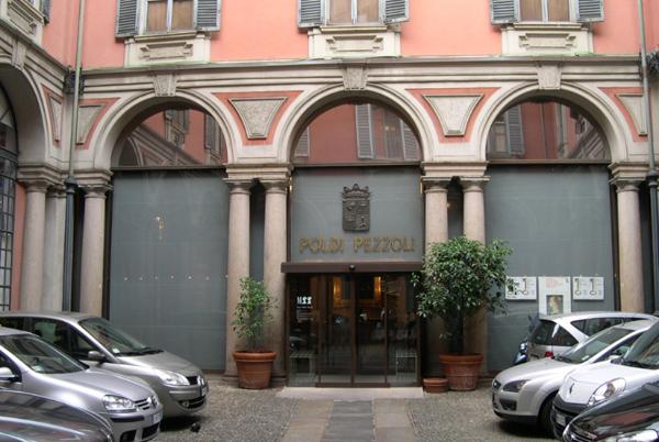 Музей Польди-Пеццоли (Museo Poldi Pezzoli)