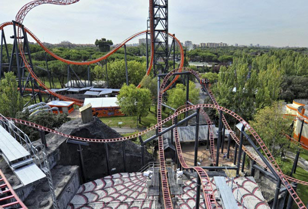 Парк «Каса-де-Кампо» (Park «Casa de Campo)
