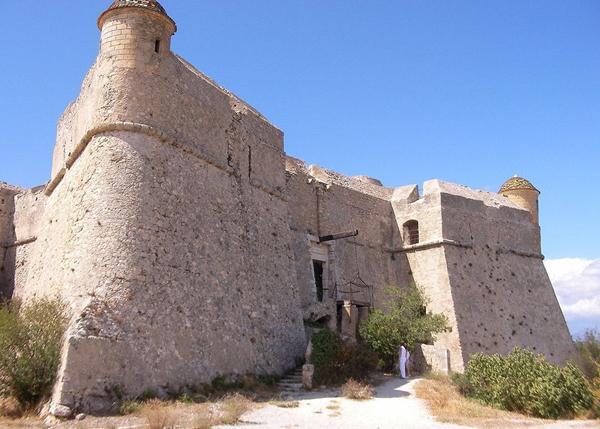 Форт Монт-Альбан