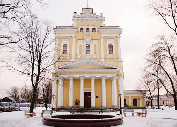 Музей истории Кронштадта (Ленинградская)