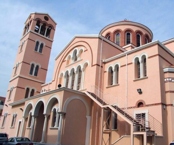 Собор Панагия Католики